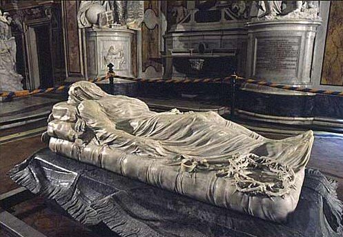 Sansevero Chapel – Cristo velato